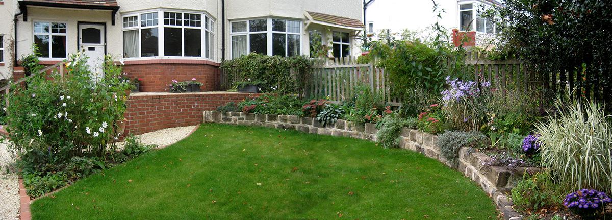Domestic garden headingley leeds essence garden design for Landscape design leeds