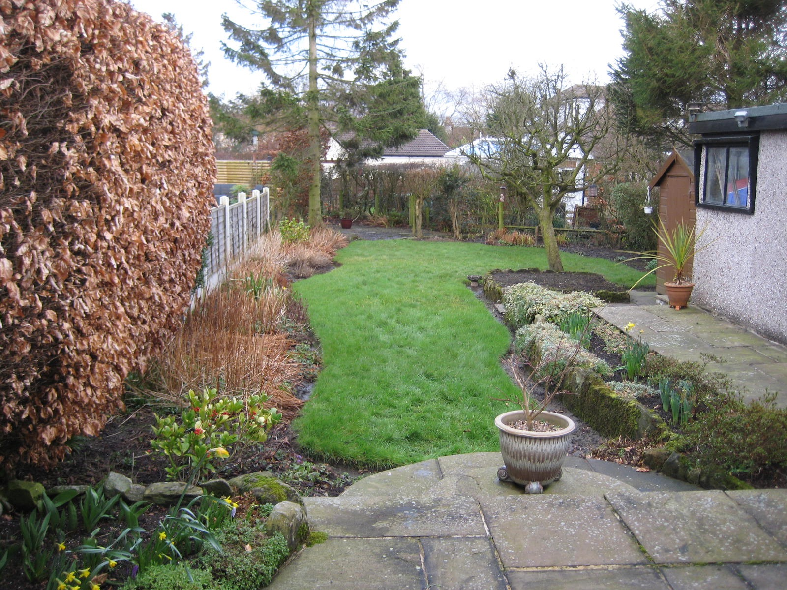 Cottage Garden Style for Cookridge Garden - Leeds Garden ...