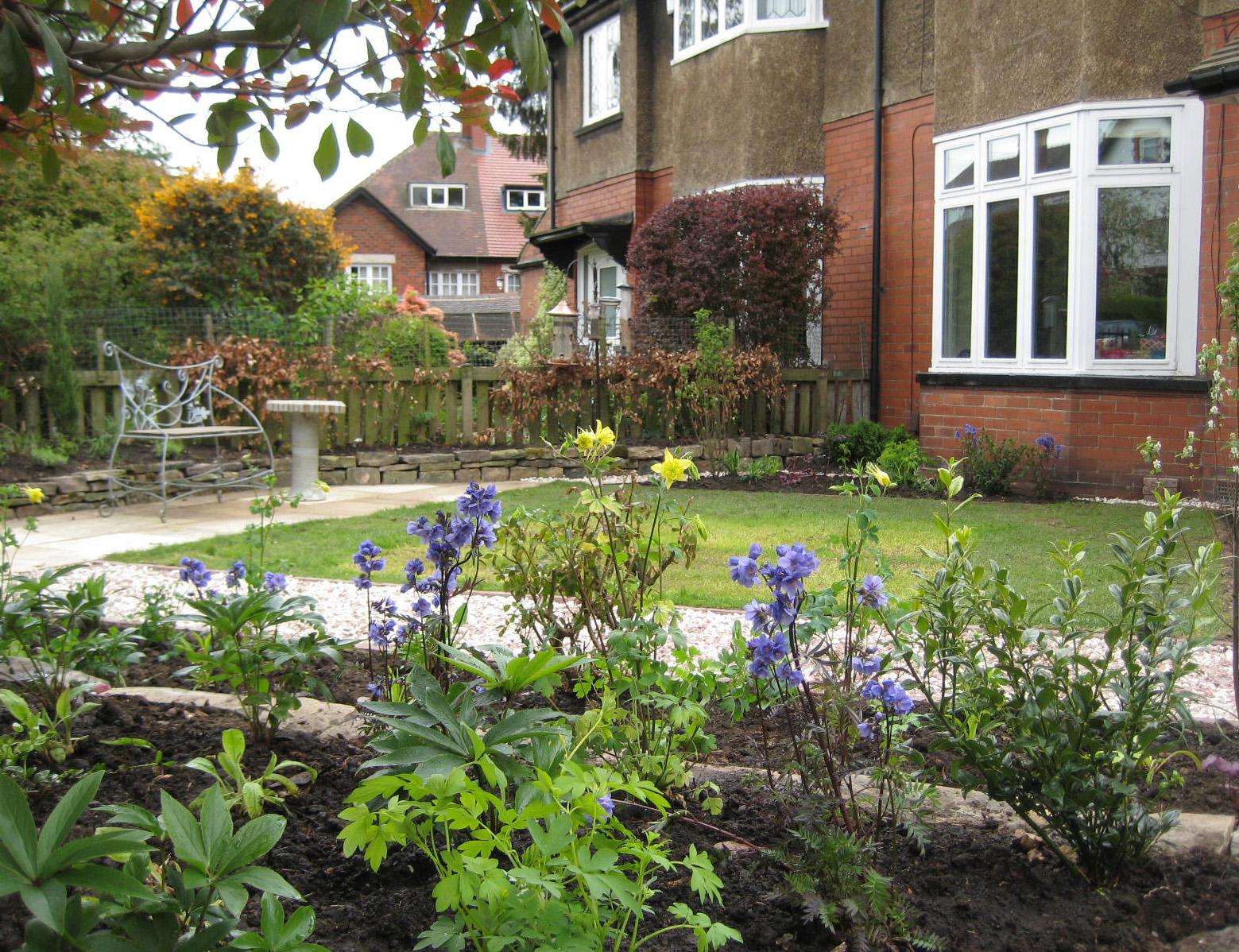 Westpark leeds garden essence garden design for Landscape design leeds