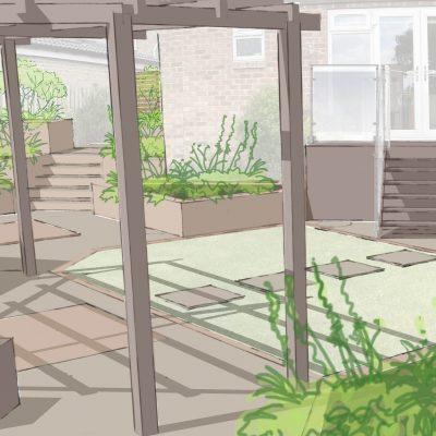 Option 2 for sketch design